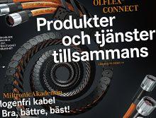 LAPP Miltronic AB – projektledning av grafiska produktioner, kundtidning samt texter